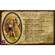 Defenders of the Realm: The Noble Dwarf Placard - EN