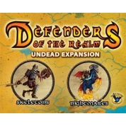 Defenders of the Realm: Undead Minion Expansion (unpainted) - EN