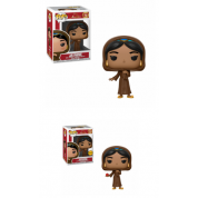 Funko POP! Aladdin - Jasmine in Disguise Vinyl Figure 10cm Assortment (5+1 chase figure)