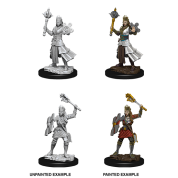 D&D Nolzur's Marvelous Miniatures - Female Human Cleric (6 Units)