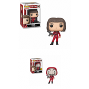 Funko POP! Money Heist - Tokio Vinyl Figure 10cm Assortment (5+1 chase figure)
