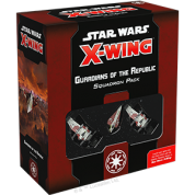 FFG - Star Wars X-Wing: Guardians of the Republic Squadron Pack - EN