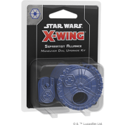 FFG - Star Wars X-Wing: Separatist Alliance Maneuver Dial Upgrade Kit - EN