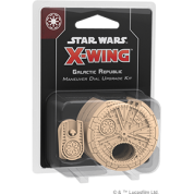 FFG - Star Wars X-Wing: Galactic Republic Maneuver Dial Upgrade Kit - EN