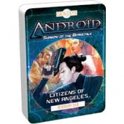 FFG - Genesys RPG Citizens of New Angeles Adversary Deck - EN