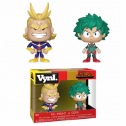 Funko VYNL 2-Pack: MHA - All Might & Deku Vinyl Figures 10cm