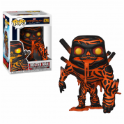 Funko POP! Spider-Man: Far From Home - Molten-Man Vinyl Figure 10cm