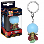 Funko POP! Keychain - Spider-Man: Far From Home - Mysterio Vinyl Figure 4cm