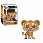 Funko POP! The Lion King - Simba Vinyl Figure 10cm