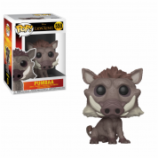 Funko POP! The Lion King - Pumbaa Vinyl Figure 10cm