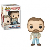 Funko POP! Stranger Things - Hopper (Date Night) Vinyl Figure 10cm