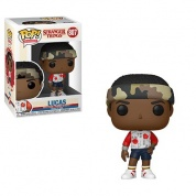 Funko POP! Stranger Things - Lucas Vinyl Figure 10cm