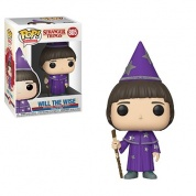 Funko POP! Stranger Things - Will (the Wise) Vinyl Figure 10cm