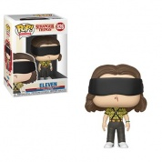 Funko POP! Stranger Things - Battle Eleven Vinyl Figure 10cm