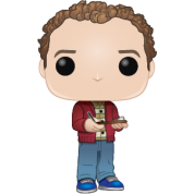 Funko POP! Big Bang Theory S2 - Stuart Vinyl Figure 10cm