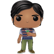 Funko POP! Big Bang Theory S2 - Raj Vinyl Figure 10cm