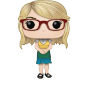 Funko POP! Big Bang Theory S2 - Bernadette Vinyl Figure 10cm