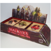 Malkyrs: Arenas of Eternity Booster Display (21 Booster) - EN