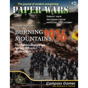 Paper Wars Issue 89: Burning Mountains - EN