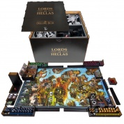 Blackfire Lords of Hellas Organizer - Deluxe Box
