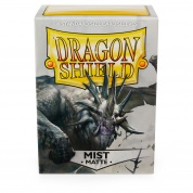 Dragon Shield Standard Sleeves - Matte Mist (100 Sleeves)