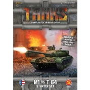 Tanks: The Modern Age Starter Set - M1 vs T-64 - EN
