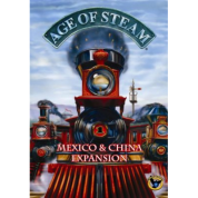 Age of Steam Expansion: China & Mexico - EN