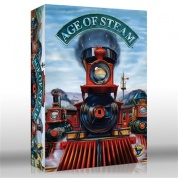 Age of Steam Expansion: Moon & The Berlin Wall - EN