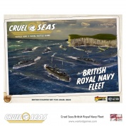 Cruel Seas British Royal Navy Fleet - EN