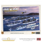 Cruel Seas German Kriegsmarine Fleet - EN