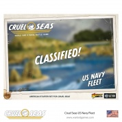 Cruel Seas US Navy Fleet - EN
