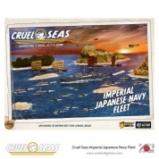 Cruel Seas Imperial Japanese Navy Fleet - EN