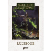 Warlords of Erehwon Rulebook (with promo figure) - EN