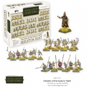 Warlords of Erehwon Children of the Hydra's Teeth - Skeleton Host - EN