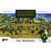 Warlords of Erehwon Orc Warband - EN