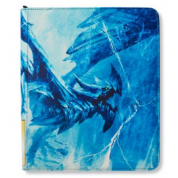 Dragon Shield Card Codex Zipster Binder - Boreas Art