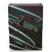 Dragon Shield Deck Shell - Jet 'Extanium'