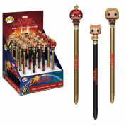 Funko POP! Homewares - Captain Marvel Pen Toppers (CDU 16 Pieces)