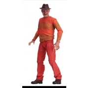 Nightmare on Elm St – Freddy Krueger Action Figure (Classic Video Game Appearance) 18cm