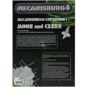 Mecanisburg Expansion 1: Moon and Ceres - EN