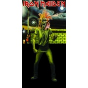 Iron Maiden Eddie Debut Album Artwork Version 7-inch poseable action figure