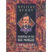 Mystery Rummy Case #2: Murders in the Rue Morgue - EN