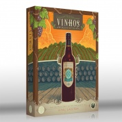 Vinhos Deluxe: Bundle w/ all Stretch Goals - EN