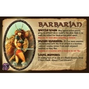 Defenders of the Realm - Barbarian Expansion - EN