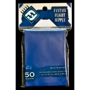 FFG Supply Color Sleeves - Standard Blue (50 Sleeves)