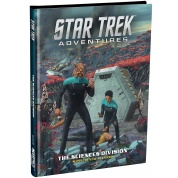 Star Trek Adventures - The	Sciences Division Supplemental Rulebook - EN