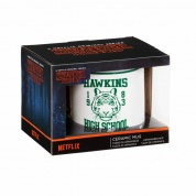 Funko POP! Home - 20oz Mug: Stranger Things Hawkins High School