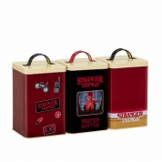 Funko POP! Home - Storage Set: Stranger Things Retro Logo
