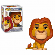 Funko POP! Lion King - Mufasa Vinyl Figure 10cm