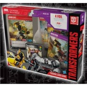 Transformers TCG - Bumblebee vs Megatron Starter Set Display (6 Starters) - EN